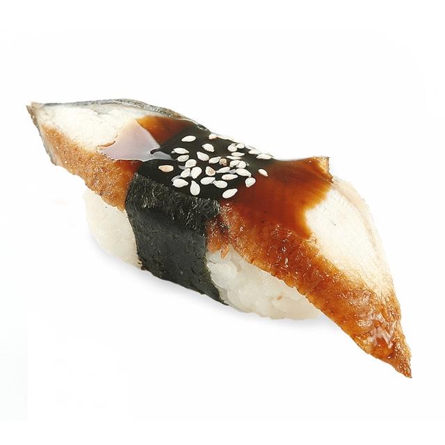 Суши с угрем - фото 4583