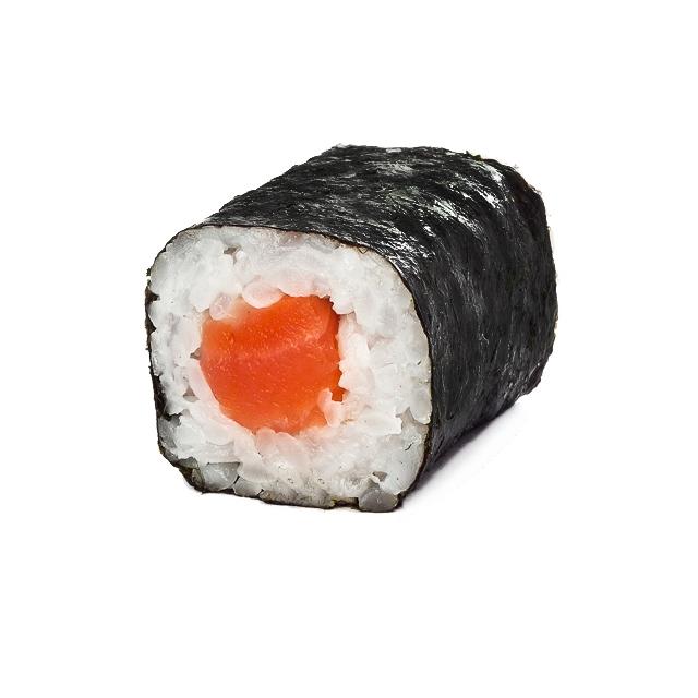 Классический с лососем х/к - фото 4600