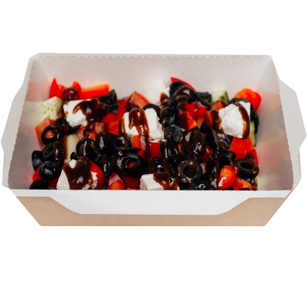 Греческий салат - фото 4625
