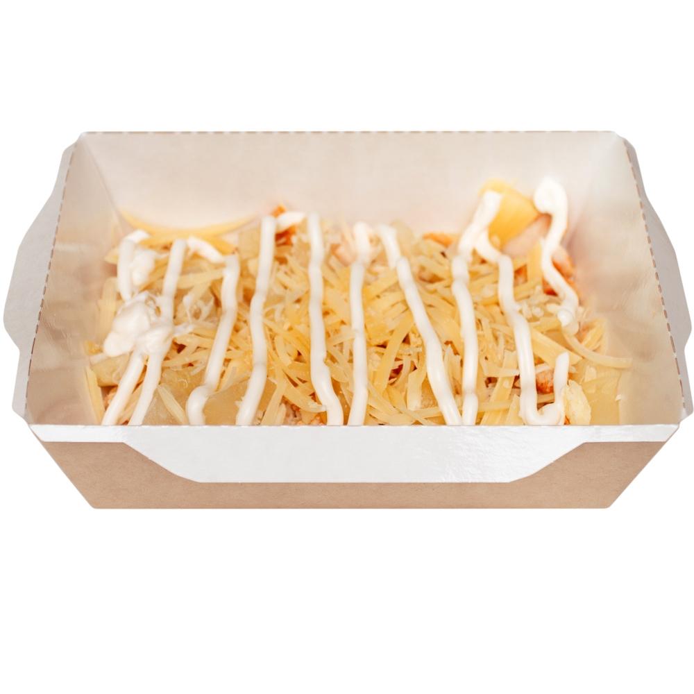 Салат Курица с ананасами - фото 4626