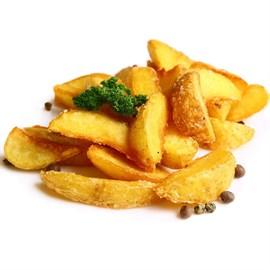Картофельные дольки - фото 4645